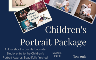 12 Days of Christmas – Day 3 – Children's Portrait session